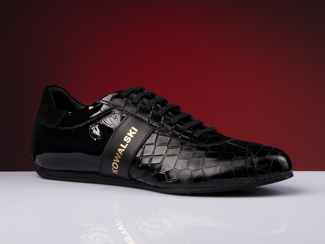 2410 Black Crocco Patent